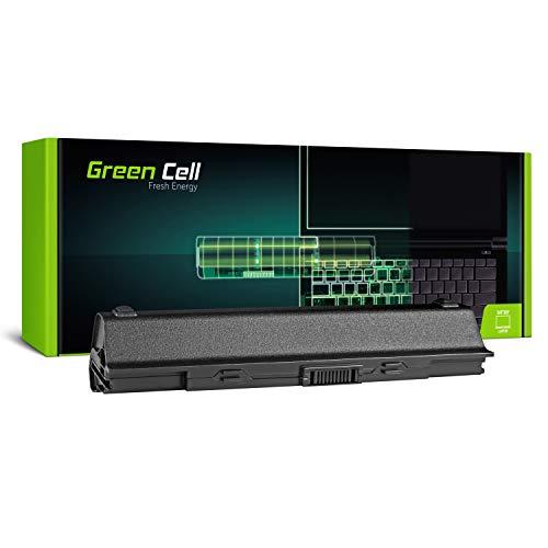 Green Cell Extended Serie A32 UL20 Laptop Akku fur ASUS Eee PC 1201 1201HA 1201K 1201N 1201NL 1201PN 1201T UL20 UL20A 9 Zellen 6600mAh 111V Schwarz