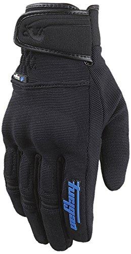 Furygan Jet Evo II Handschuhe, Schwarz-Blau, M