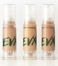 EVXO Natural and Organic Foundation Makeup Sample - Peek-A-Boo Liquid Mineral Foundation (Medium)