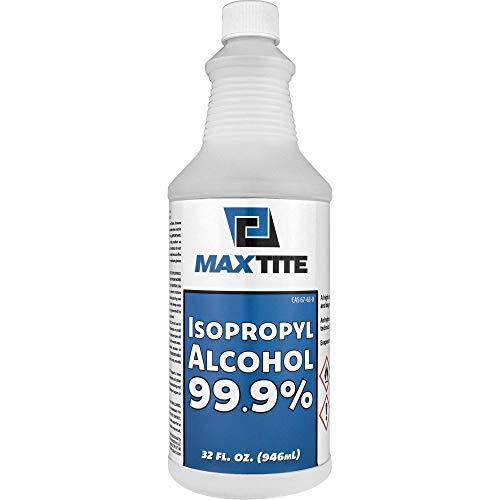 MaxTite Isopropyl Alcohol 99.9% (32oz)