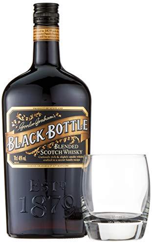 Black Bottle Geschenkpackung mit Glas (1 x 0.7 l)