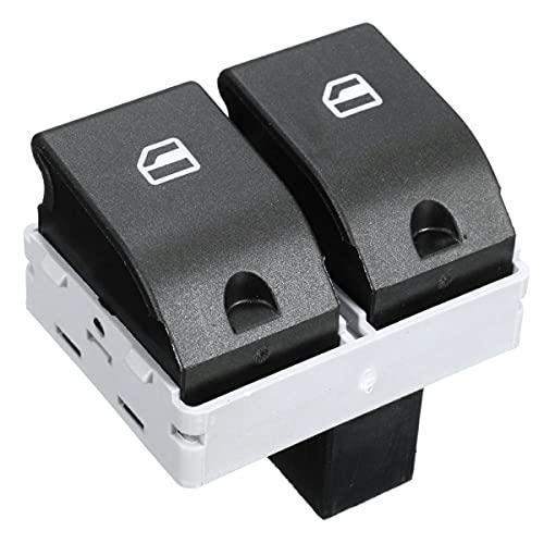 Nihlsen Automóvil eléctrico ventana interruptor de control conveniente para 9n para Seat Ibiza para Seat Cordoba 2002-2009 6Q0 959 858