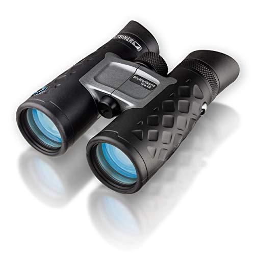 Steiner BluHorizons 10x42 Fernglas - einzigartige Linsentechnologie, Schutz der Augen, hohe Vergrößerung - ideal für den Urlaub in sonnigen Ländern, Outdoor-Aktivitäten und Sport