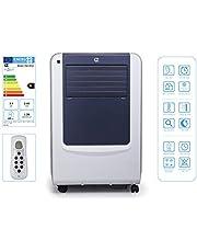 Flinq Smart mobiele airconditioning | koelen, ontvochtigen en ventileren