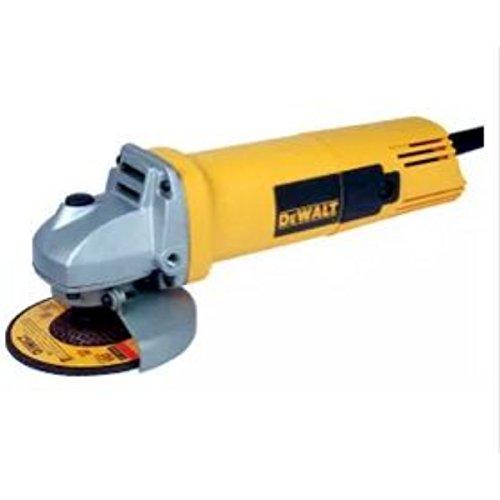 Dewalt DW810 100 mm Wheel Dia 11000 RPM Small Angle Grinder (Yellow)