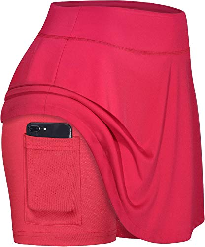 Blevonh Casual Skirts for Women,...