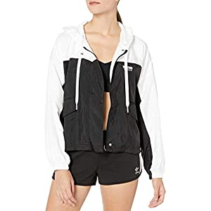 adidas Originals womens Windbreaker Jacket