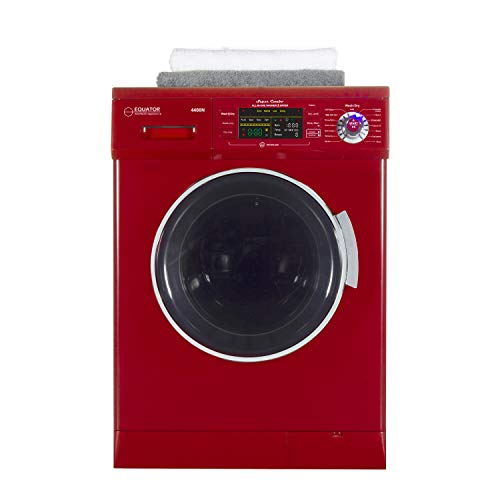 Equator 2019 24-inch Combo Washer Dryer Ch. Gold Winterize+Quiet review