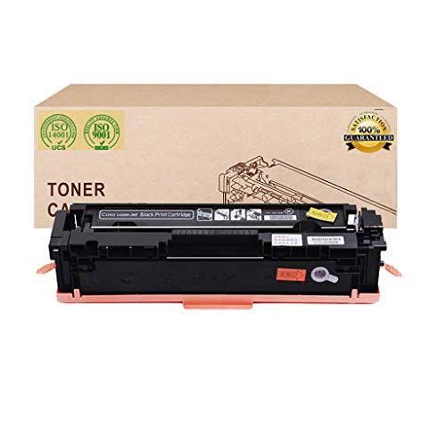 WENMWConvient pour HP 205A Cartouche d'encre, Compatible Remplacer HP Laserjet Pro M154A M154NW M180N M181FW Imprimante Laser Cartouche de Toner,Noir
