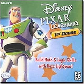 Disneys Pixar Learning 1st Grade with Buzz LightYear