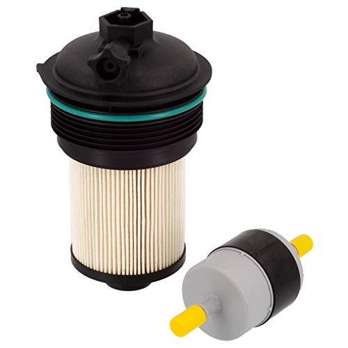 DOC'S Ford F150 3.0L EcoDiesel Fuel Filter 2018-2021 | Replaces FD4627