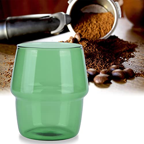 BOLORAMO Copa de Agua, Copa de Vino Aspecto Exquisito para el hogar(Green)