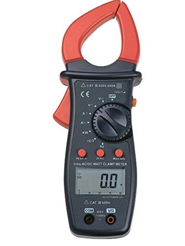 GOWE TRMS W AC/DC TRUE-RMS Clamp Meter