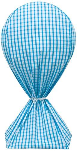 アストロ 扇風機カバー ハロゲンヒーター兼用 色柄お任せ ポリエステル 洗える ファスナー付き 109-06