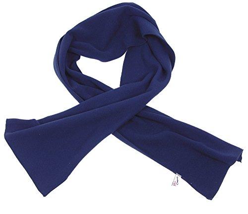 MFH Pro Company Fleece-Schal Fleeceschal Halstuch 160 x 25 cm verschiedene Farben (Blau)