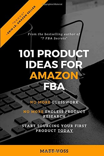 101 Product Ideas for Amazon FBA...
