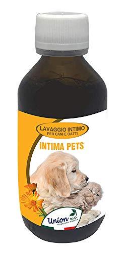 Union B.I.O. Soluzione Natura S.R.L. Cginp100Ml Intima Pets Lavaggio Intimo per Gatti e Cani 100 Ml