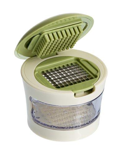 Lurch Bandazos 221 450 - Mini-máquina de cortar, cuchillas de acero...