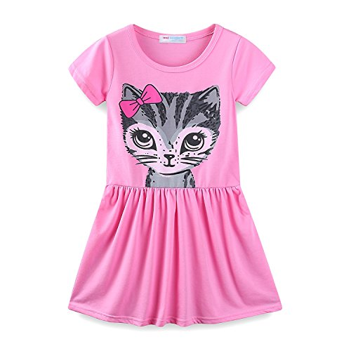 Mud Kingdom Toddler Girls Dresses S…