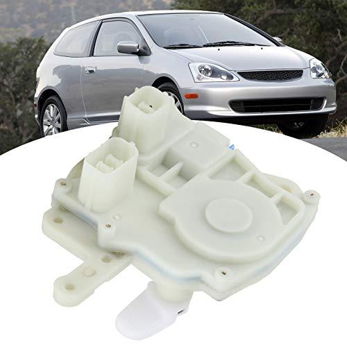Motor de actuador de cerradura de puerta 2 pines trasero derecho 72615-S5A-003 apto para Honda Accord/Civic