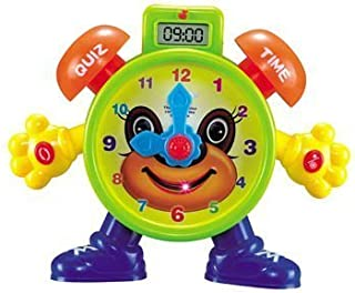 Tell The Time Electronic Learning Teach Time Clock Educational Toy for Kids