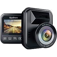 Byakov HD 170-Degree Wide Angle Car Dash Cam