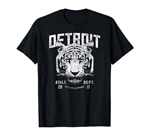 Detroit Tiger Athletic Department Apparel for men women T-Shirt