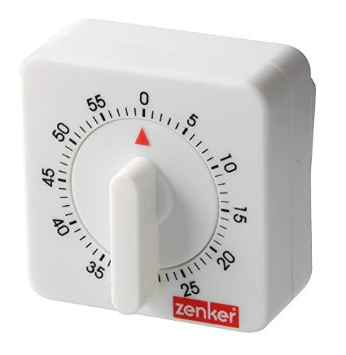 Zenker 41921 Kurzzeitwecker max. 60 min., Patisserie