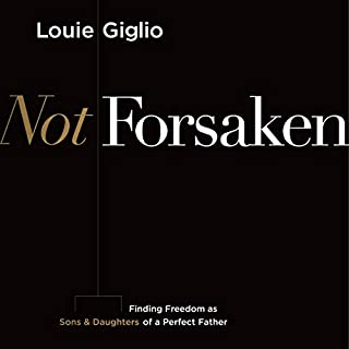 Not Forsaken audiobook cover art