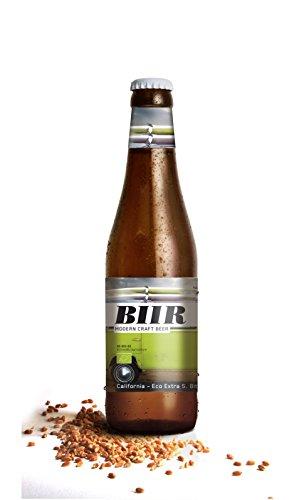Cerveza Ecológica CALIFORNIA ECO Botella de 33 cl. Pack 24 botellas