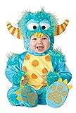 Lil' - Disfraz de monstruo para bebé, talla 6-12 meses (6024S 6-12M)