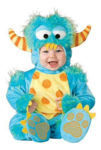 Lil'' - Disfraz de monstruo para bebé, talla 6-12 meses (6024S 6-12M)