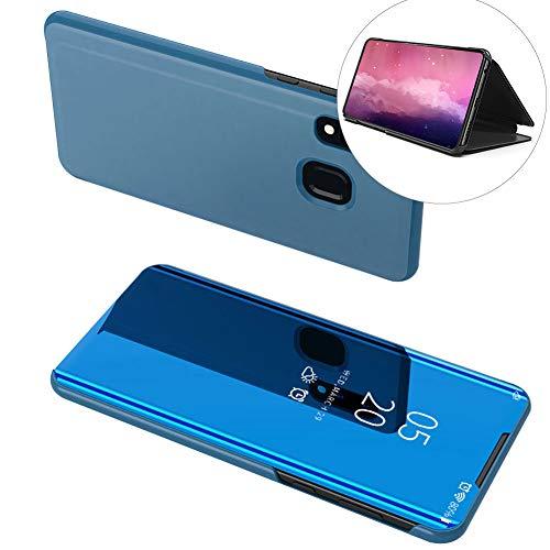 Klappetui für Samsung Galaxy A40/A50/A70/A80/A90 blau blau Samsung Galaxy A40
