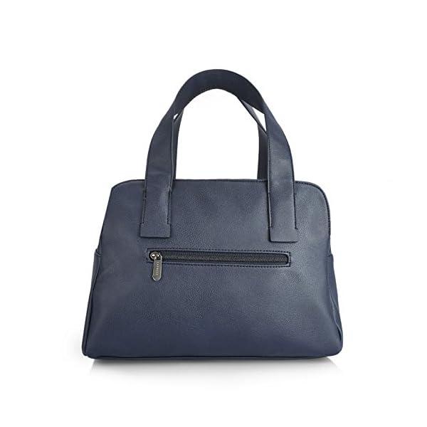 Caprese Tokyo Women's Satchel blue