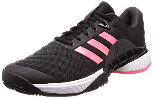 Adidas Barricade 2018, Zapatillas de Tenis Hombre, Negro (Negro 000), 41 1/3 EU