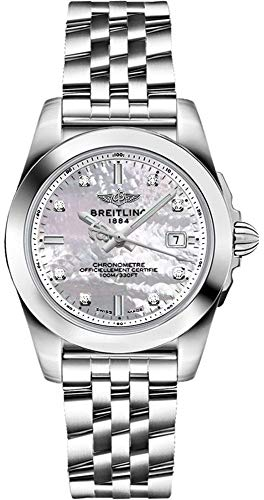 Breitling Galactic 32 Sleek Diamonds Women's Watch W71330121A1A1