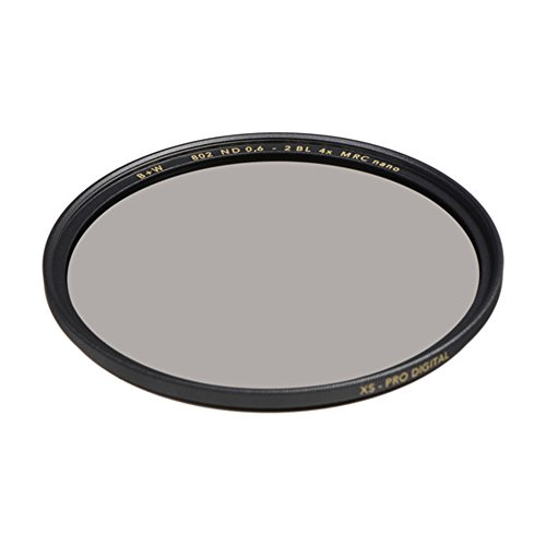 B+W XS-Pro - Filtro (Densidad Neutra ND 0.6 802, Nano, 43 mm)