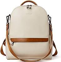 Mother's Day BROMEN Backpack Purse for Women Leather Anti-theft Travel Backpack Fashion College Shoulder Handbag