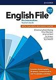 English File Pre-Intermediate Teacher's Guide with Teacher's Resource Centre (English File Fourth Edition)