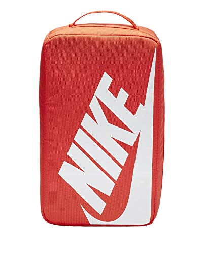 Nike SHOEBOX BA6149-810 ORANGE WHITE SHOES HOLDER