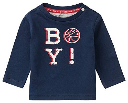 Noppies B T-Shirt LS Ceres Camiseta para Bebés