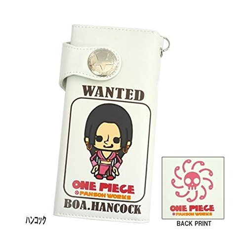 "One piece x PansonWorks ""Seven Warlords sea"" long wallet [Hancock] animated cartoon character long wallet mail order (japan import)"