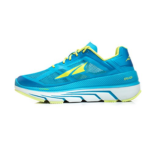 ALTRA Women's Duo Road Running Shoe, Blue - 6 M US