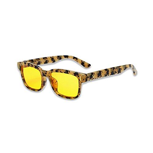 TOPSTARONLINE Filtro de luz azul [gafas de protección ocular] UV Blocker nerd pantalla lectura protección negro gafas de ordenador Eyewear para dolor de ojos/dolor de cabeza/ojos secos 048084