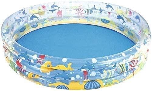 YYhkeby Klappbecken, aufblasbarer Kinderbecken, Ozean-Kugelpool, Paddling-Pool, Sandpool der Kinder, Pool Garten Party Party Spielzeug Fengong Jialele