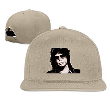 Steven Tyler Cap Baseball Hat Fashion Caps Funny Adjustable Caps,Flat Brim Hat,Sun Hat,Unisex Black