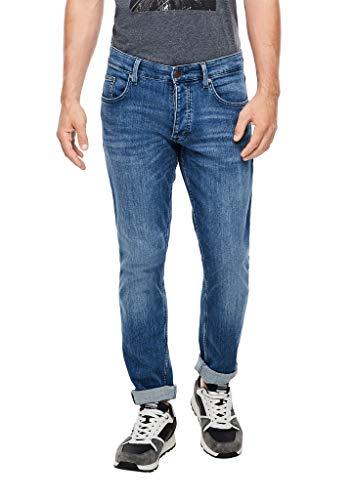 Q/S designed by - s.Oliver Herren 520.10.009.26.180.2060531 Jeans, Blue, 33/34