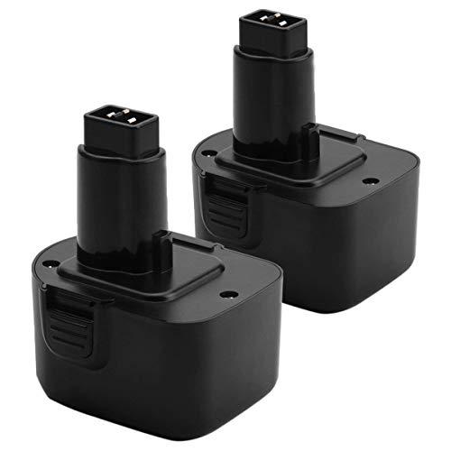 2x Exmate 12V 3.5Ah Batteria per Dewalt DC9071 DE9071 DW9072 DE9074 DE9501 DW9071 DE9037 DE9072 152250-27 397745-01
