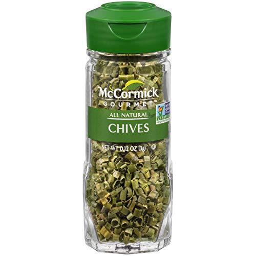 McCormick Gourmet, Chives, 0.12 oz