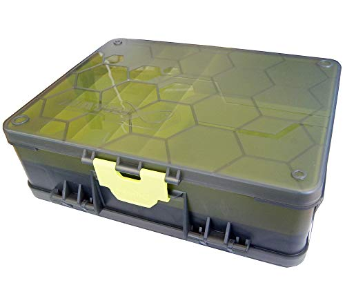 Matrix Double Sided Feeder & Tackle Box (gbx001)
